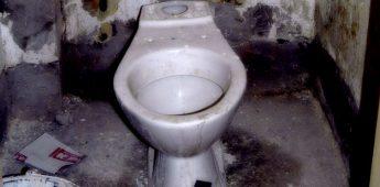 De U-boot die werd gekelderd door een toiletpot