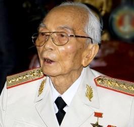 Vo Nguyen Giap in 2008 - Foto: CC