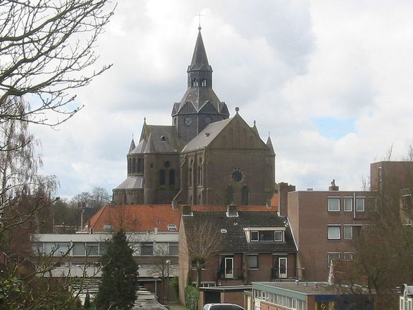Centrum van Vught
