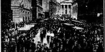 Beurskrach van Wall Street, 27 oktober 1929