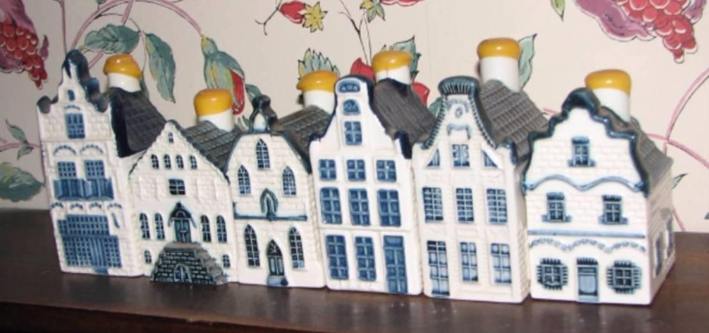 Enkele KLM-huisjes - cc