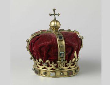 Kroon voor de grote koning van Ardra (Rijksmuseum)