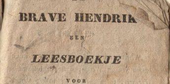 'Alle brave kinderen zijn gaarne bij Hendrik'
