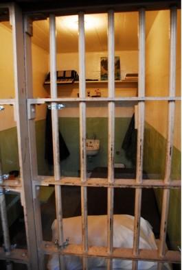 Foto van een willekeurige gevangeniscel - Foto: stock.xchng