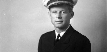 John F. Kennedy als oorlogsheld