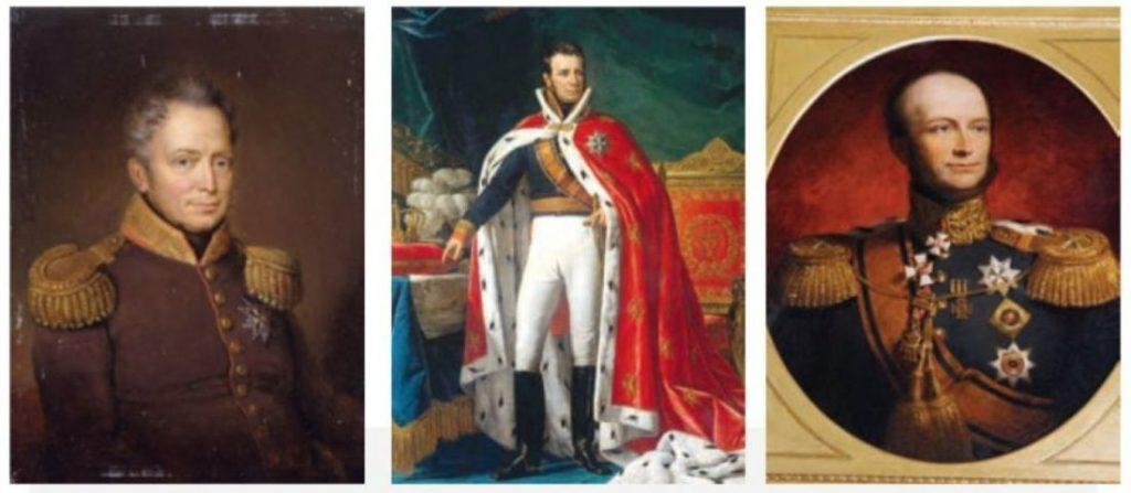 Drie onthullende koningsbiografieën
