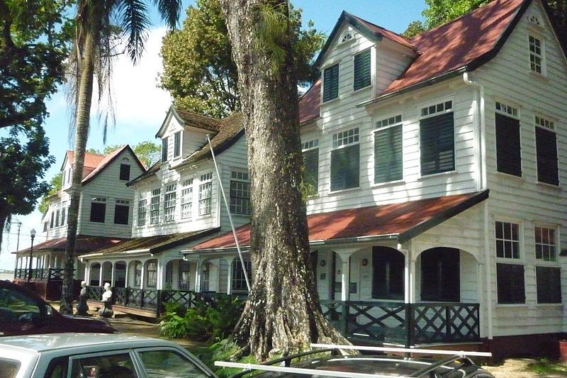 Paramaribo - Foto: CC