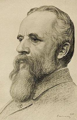 Pieter Cort van der Linden - Tekening van H.J. Haverman, 1902