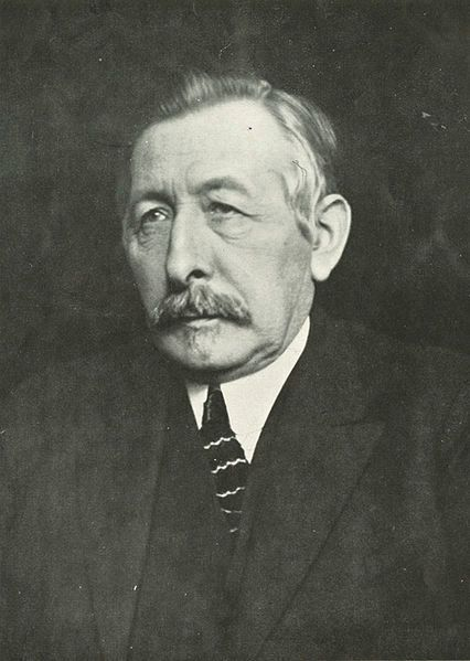 Pieter Jelles Troelstra, 1926 - Foto: IISG