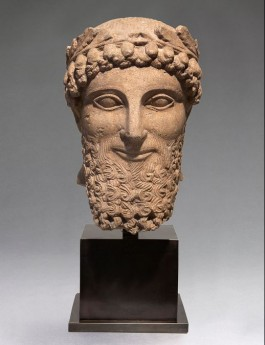 RMO verwerft eeuwenoud portretbeeld uit Cyprus - Foto: RMO