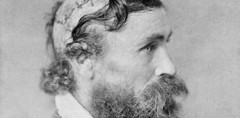 Robert McGee, gescalpeerd door Little Turtle (1864)