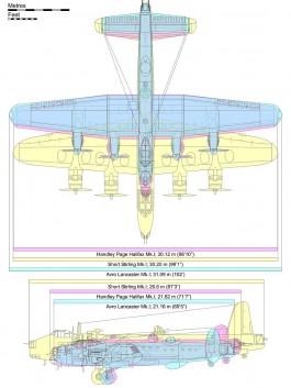 Short Stirling - Afb: Wiki