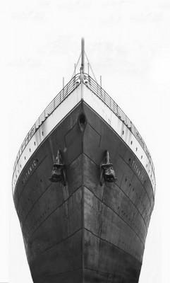 De Titanic, 1912 - Foto: RMS Titanic, Inc.