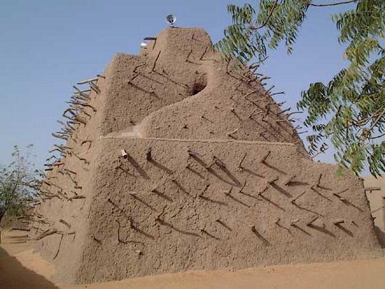 Tombe van Askia, Mali - Foto: CC