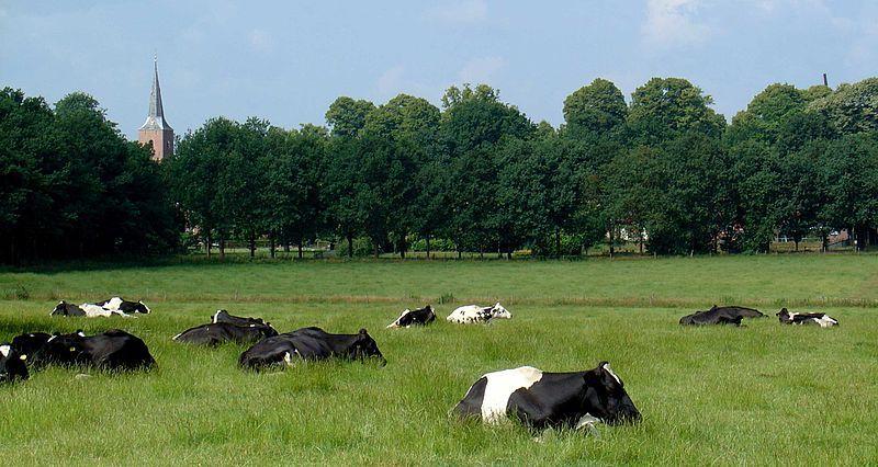 Zicht op Gieten - Foto: Wiki