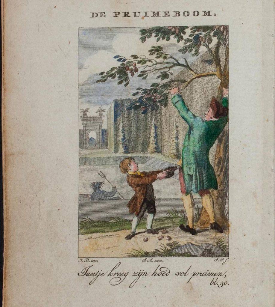 'Kleine gedigten voor kinderen', 1778