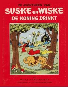 Suske en Wiske: De koning drinkt