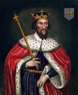 Alfred de Grote, negentiende-eeuwse afbeelding