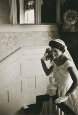 Het bruidsboeket van Jackie Kennedy, 1953