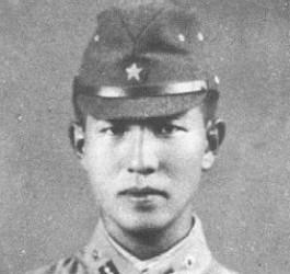 Hiroo Onoda in 1944