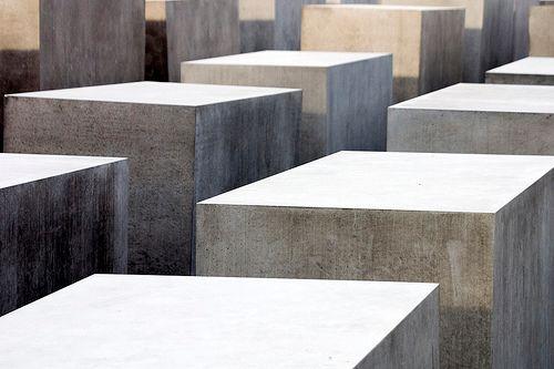 Holocaustmonument in Berlijn - Foto: CC
