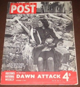 Picture Post - December, 1944 - Foto: eBay