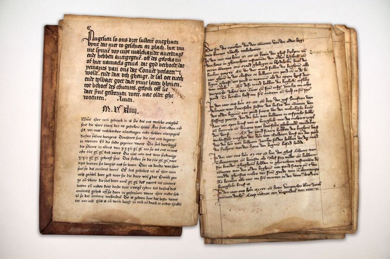 Rentenboek Olde Beghijnenhuis Zwolle (HCO)