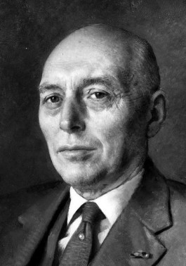 Willem Schermerhorn in 1946