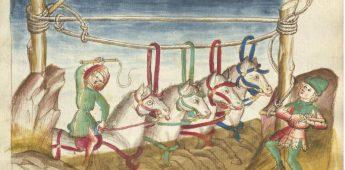Paarden en onmogelijke machines
