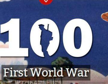 Dagboeken Britse WOI-soldaten online