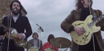 Het laatste concert van The Beatles (1969)