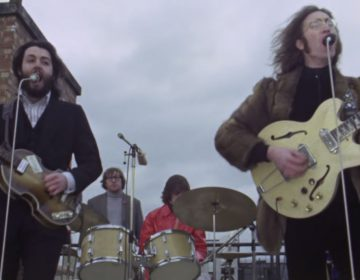 The Beatles' rooftop concert - Still YouTube