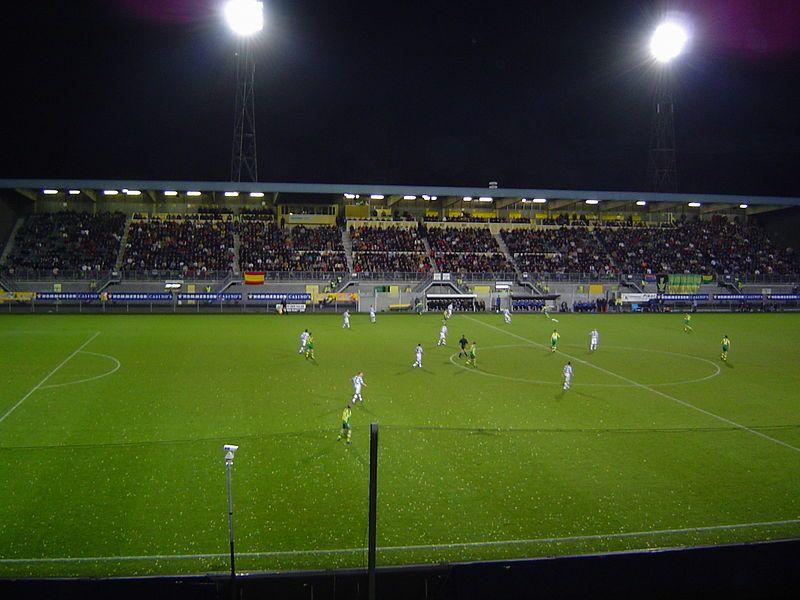 Zuiderparkstadion van ADO Den Haag in 2004 (Publiek Domein - wiki)