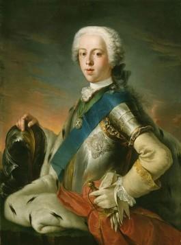 Een bekend portret van Charles Edward Stuart