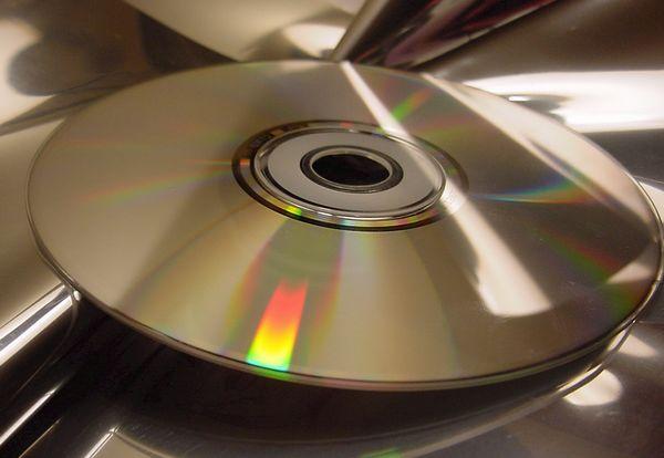 Grote vraag naar compact disc (stock.xchng)
