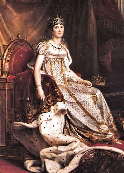 Joséphine als keizerin - François Gérard, ca. 1807