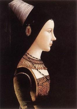 Maria van Bourgondië, hertogin van Bourgondië van 1477 tot 1482