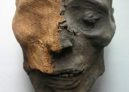 Foto van een wilekeurige (Drents Museum)