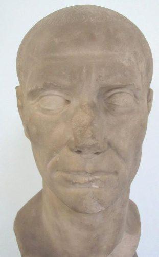 Lijkportret van Caesar (Palermo)