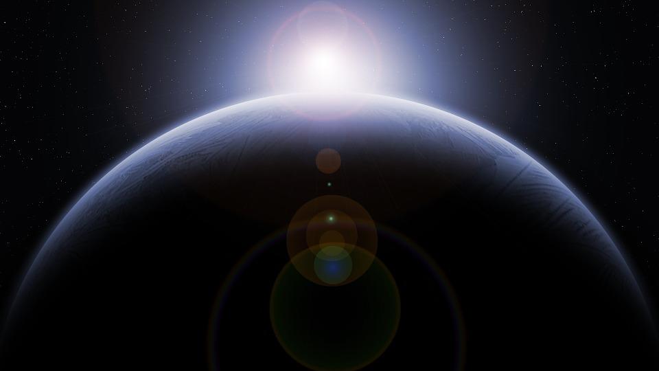 Dag van de aarde - Earth Day (cc - Pixabay)