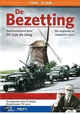 'De Bezetting' - dvd-box, 23 uur film