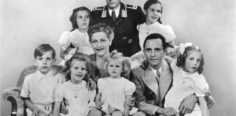 De dood van de zes kinderen Goebbels