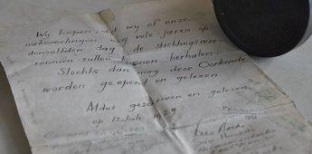 Kees Boeke, christen-pacifist en docent van Beatrix