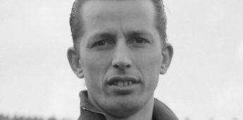 Feyenoorder Henk Schouten: 9 doelpunten in 1 wedstrijd