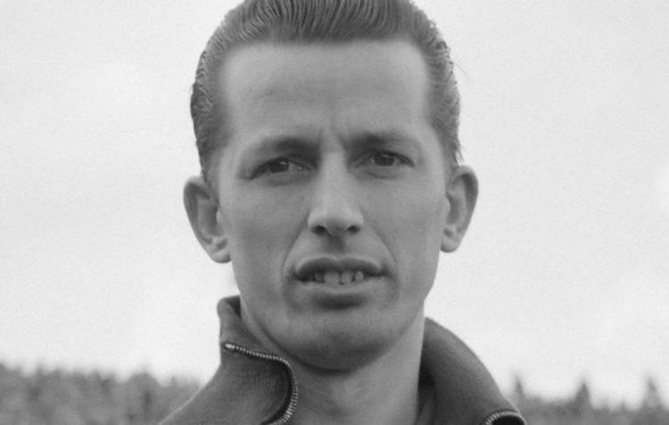 Henk Schouten in 1961 – Foto: CC / Henk Lindeboom / Anefo