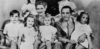 'Frau Goebbels speelde potje patience na dood kinderen'