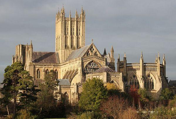 Kathedraal van Wells - CC