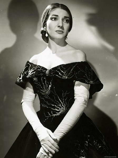 Maria Callas (Houston Rogers)