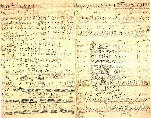 Matthäus-Passion van Bach, 1743–46