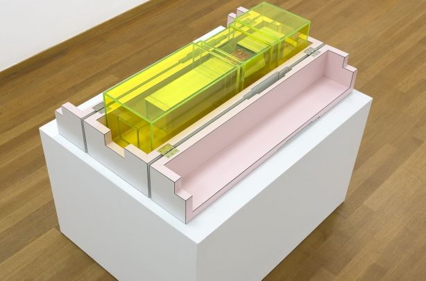 Paul Thek - Untitled, Technological Reliquaries (Gemeentemuseum - Gerrit Schreurs)
